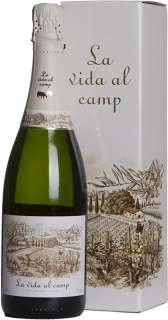 La Vida al Camp Cava Brut in gift box 750 ml
