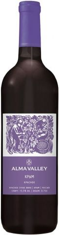 Alma Valley Red 2015 750 ml