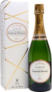 Laurent-Perrier La Cuvee Brut (gift box) 750 ml