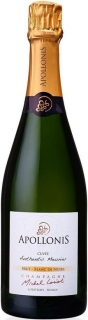 Apollonis Cuvee Authentic Meunier Blanc de Noirs Brut 750 ml