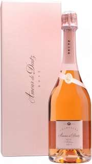 Amour de Deutz Brut Rose 2008 gift box 750ml