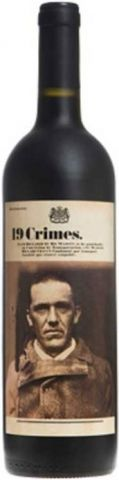 Treasury Wine Estates 19 Crimes Cabernet Sauvignon 2017 750 ml