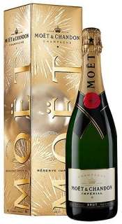 Moet & Chandon Bursting Bubble Brut 750 ml
