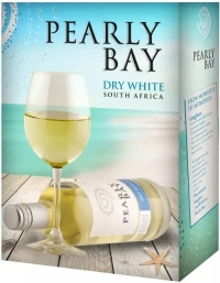 KWV Pearly Bay Dry White 3000 ml