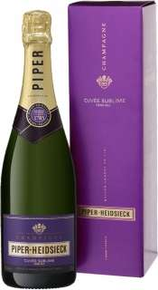 Piper-Heidsieck Demi-Sec Sublime gift box 750 ml