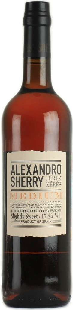 Aecovi-Jerez Alexandro Medium 750 ml