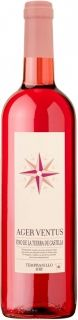 Ager Ventus Tempranillo Rose Dry VdT 750 ml