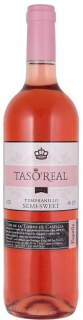Taso Real Tempranillo Rose Semi-Sweet VdT 750 ml