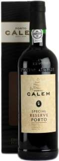 Calem Special Reserve Porto gift box 750 ml