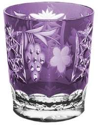 "Ajka Crystal ""Grape"" 390 ml, аметист"