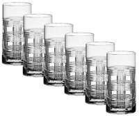 "Ajka Crystal ""Classic"" Longdrink 390 ml, set 6 pcs"
