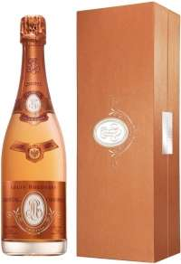 Cristal Rose AOC 2008 gift box 750 ml