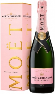 Moet & Chandon Brut Imperial Rose gift box 750 ml