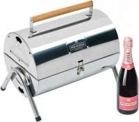 Piper-Heidsieck Rose Sauvage Champagne AOC gift box BBQ 750 ml