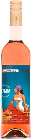 Alma Valley Summer Wine 2016 750 ml