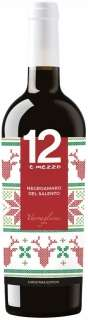 12 e Mezzo Negroamaro del Salento IGP 2016 New Year Design 750 ml