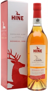 Hine Domaines Hine Bonneuil Grande Champagne AOC 2008 gift box 700 ml
