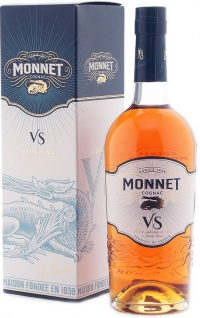Monnet VS gift box 700 ml