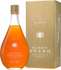 Baron Otard VSOP gift box 1000 ml