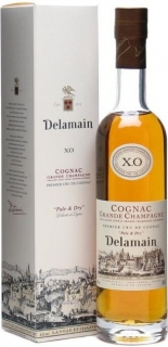 Delamain Pale & Dry XO gift box 200 ml