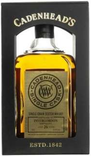 Cadenhead Invergordon 26 Years Old 1991 gift box 700 ml