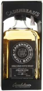 Cadenhead Strathclyde 28 Years Old 1989 gift box 700 ml
