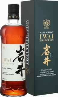 Hombo Shuzo Iwai Tradition gift box 750 ml