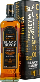 Bushmills Black Bush with box 700 ml