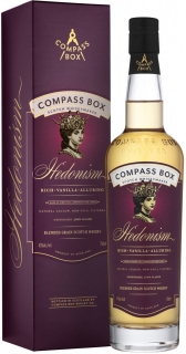 Compass Box Hedonism gift box 700 ml