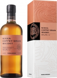 Nikka Coffey Grain gift box 700 ml