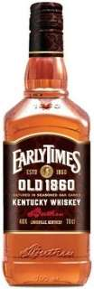 Early Times Old 1860 700 ml