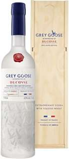 Grey Goose Interpreted by Ducasse wooden box 700 ml