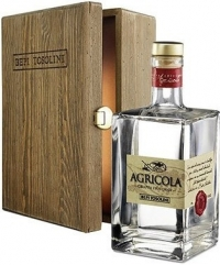 Bepi Tosolini Agricola decanter & wooden box 700 ml
