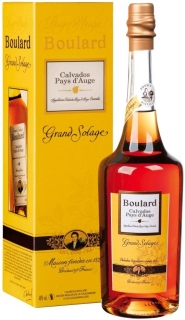Boulard Grand Solage Pays d'Auge AOC gift box 700 ml