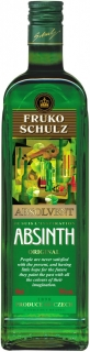 Fruko Schulz Absinth Absolvent 500 ml