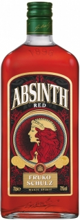 Fruko Schulz Absinth Red 700 ml