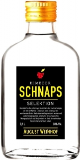 August Weinhof Himbeer 100 ml