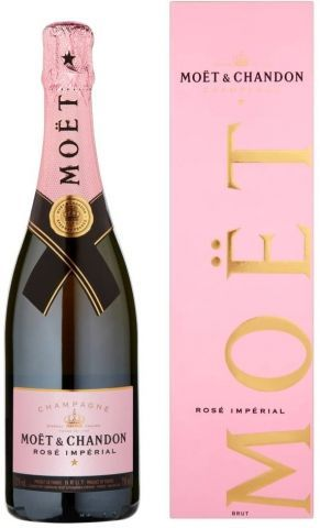 Moet & Chandon Brut Imperial Rose 750ml