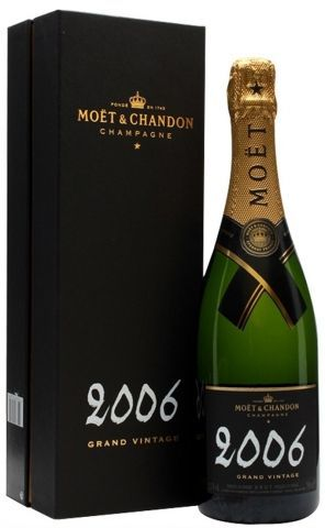 Moet & Chandon Brut Vintage 2006 750ml