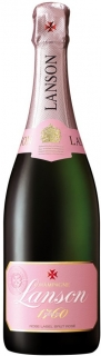 Lanson Rose Label Brut Rose 750ml
