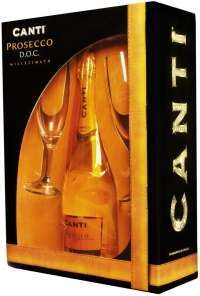 Canti Prosecco (2 glasess) 750 ml