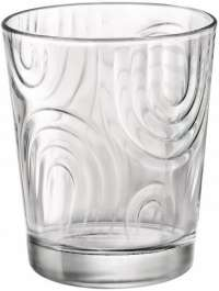 "Bormioli Rocco ""Arches"" Glass Water, Set 3 pcs"