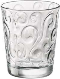 "Bormioli Rocco ""Naos"" Glass Water, Set 3 pcs"