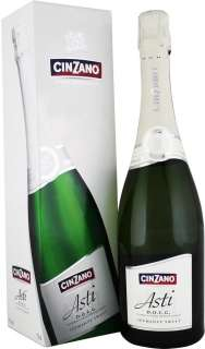 Cinzano Asti Spumante DOCG gift box 750 ml