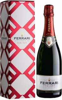 Ferrari Demi Sec DOC 750ml