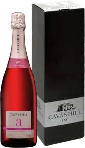 Cavas Hill Cava Rosado Brut DO (gift box) 750 ml