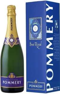 Pommery Brut Royal Champagne AOC (gift box) 750ml