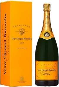 Veuve Clicquot Brut with gift box 1500 ml