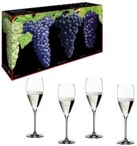 "Riedel ""Vinum XL"" Buy 3 Get 4 Champagne Glass, Set 4 pcs"